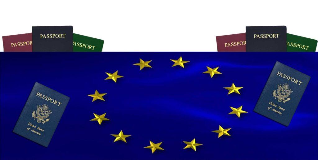 pincu barkan - European passport